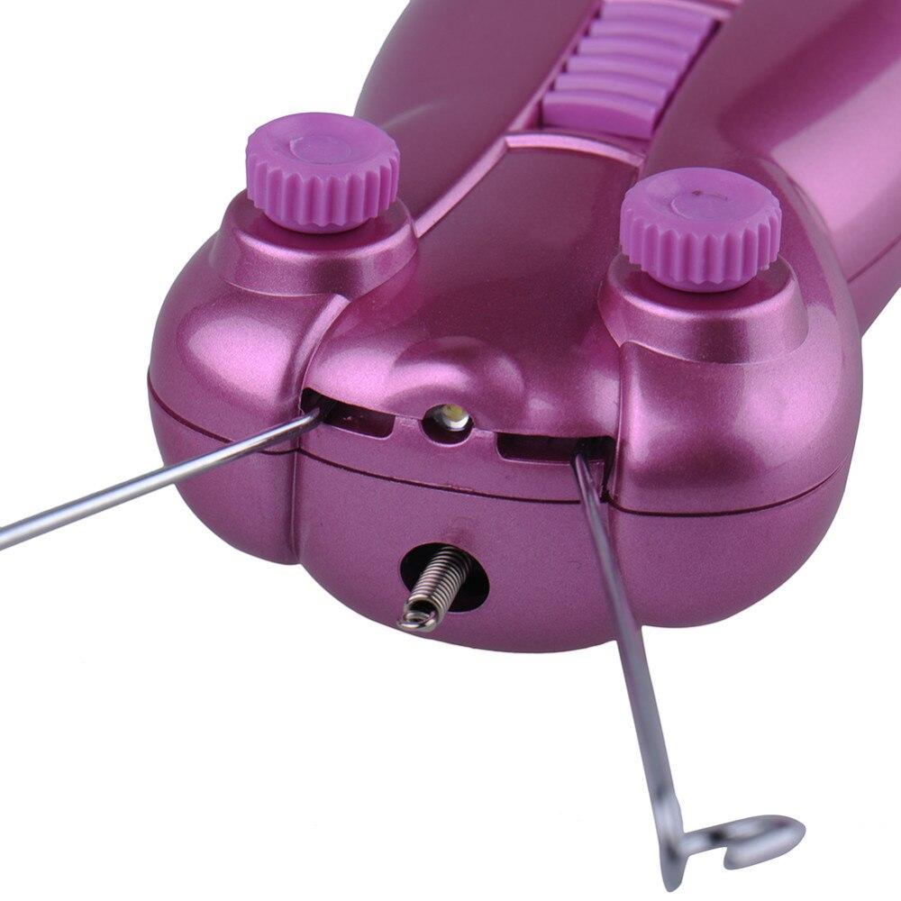 Kemei Electric women Face hair removal tools Body Facial Hair Remover epilator for women Cotton Thread Defeather Epilator Shaver 7