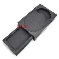 Прямоугольник Китайский сунхуа для растирания чернил из Натуральный камень плита для растирания краски чернила плиты в форме шуфляды