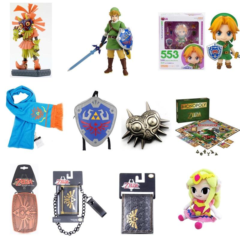 Good Smile Nendoroid The Legend of Zelda Link Majora\'s Mask 3D ...