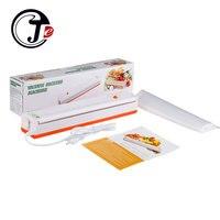 110V 220V Kitchen Vacuum Sealer Machine For Food Sealing Vacuum Food Sealers For Home Vacuum Packer
