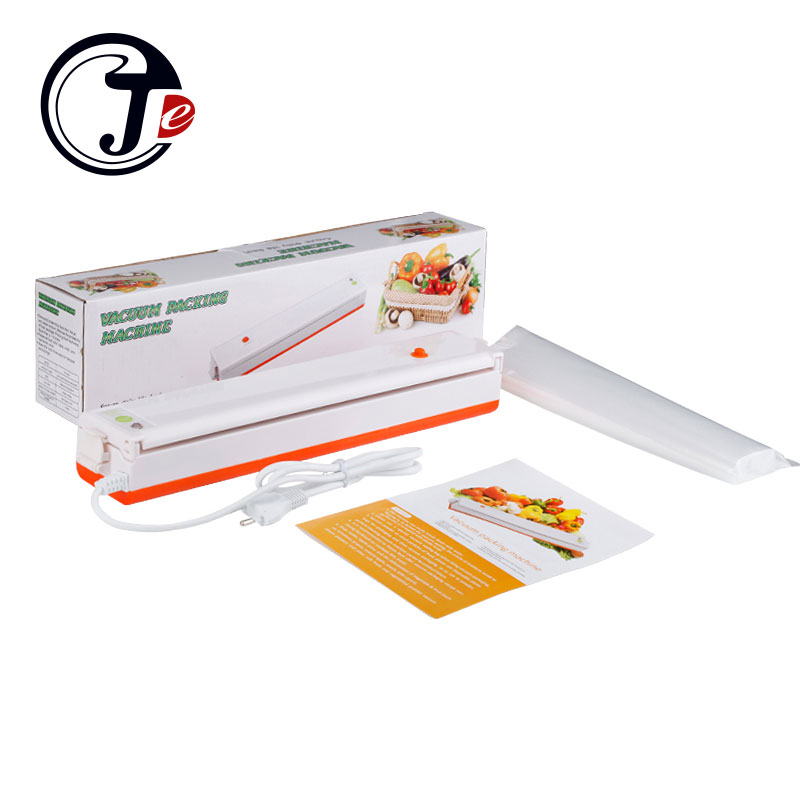 110V 220V Kitchen Vacuum Sealer Machine for Food Sealing Vacuum Food Sealers for home Vacuum Packer Packages with Free Bags