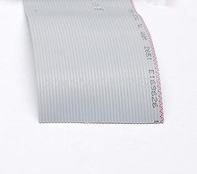 10 Meter 40 Pin 1,27mm Abstand 2,54mm Pitch 40 p Verlängerung Flache Grau Band Kabel Drähte Für Raspber