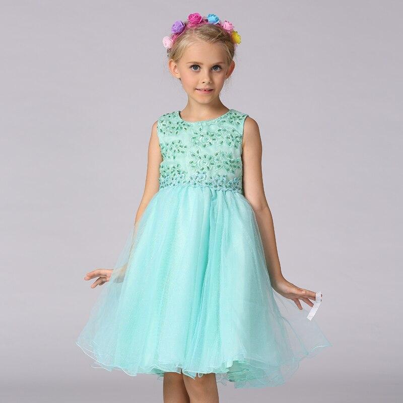 Вышивка бисером детские платья