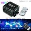 LED USB DMX Master Controller LT512 DC5V Internal Memory 120 Steps Mini USB Connection 512 Channel