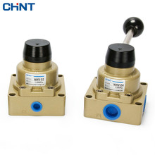цена на CHINT Three Four Hand Rotary Pneumatic Switch Manual Operation Switch Hand Pull Valve Reversing Valve