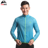 VEOBIKE UV Protection Sunscreen Windproof Quick Dry Running Raincoat Bike Sport Clothes Coat Jersey Bicycle Cycling