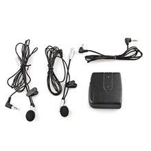 TOYL Motorcycle Intercom Helmet Intercom + Headphones