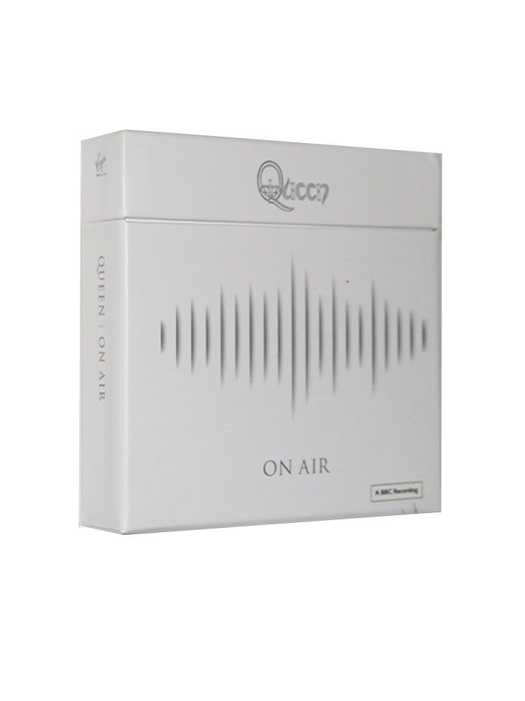 New CD seal: Queen ON AIR 6CD disc Music CD Box Set boxset Drop Shipping queen on air 2 cd