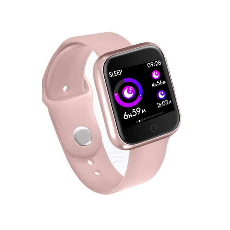 P68 plus bande intelligente femmes bluetooth bracelet intelligent Fitness bracelet moniteur de fréquence cardiaque tension artérielle smartband meilleure vente-in Bracelets connectés from Electronique    1