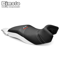 Bjmoto R1200 GS Adventure Motorcycle Cafe Racer Brat Flat Seat Hump Saddle For BMW R1200GS 2013 2018 R1200GS ADV 2014 2016