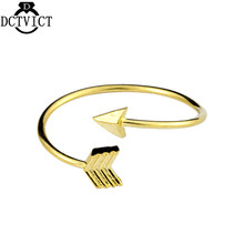 Valentine Day Gifts Wedding Favors And Bagues Alliances De Mariage Forever Love One Direction Arrow Rings Set For Women