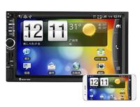2 DIN 7060B 7 Inch Car MP5 Video Player In Touch Screen Support Bluetooth MP3 MP4
