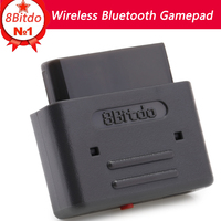 8Bitdo Bluetooth Retro Receiver Wireless Dongle For SNES SFC Compatible With NES30 SFC30 NES Pro PS3 PS4 Wii U game controllers