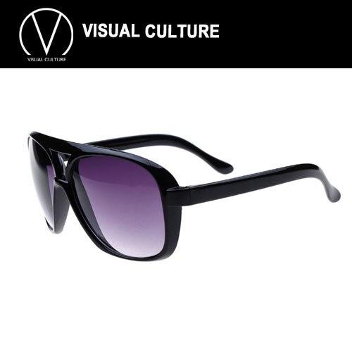 Cool Anti Uv 400 Boy Gril Fashion Aviator Glasses Cute Large Sunglasses Shades Double -6397