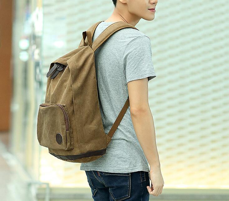 men fashion backpack9