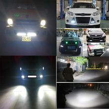 CO LIGHT Led Work Light 40W 6 Inch Flood Led Beams Led Light Bar Auto Offroad Driving Light For Jeep Toyota ATV Lada 4X4 12V 24V