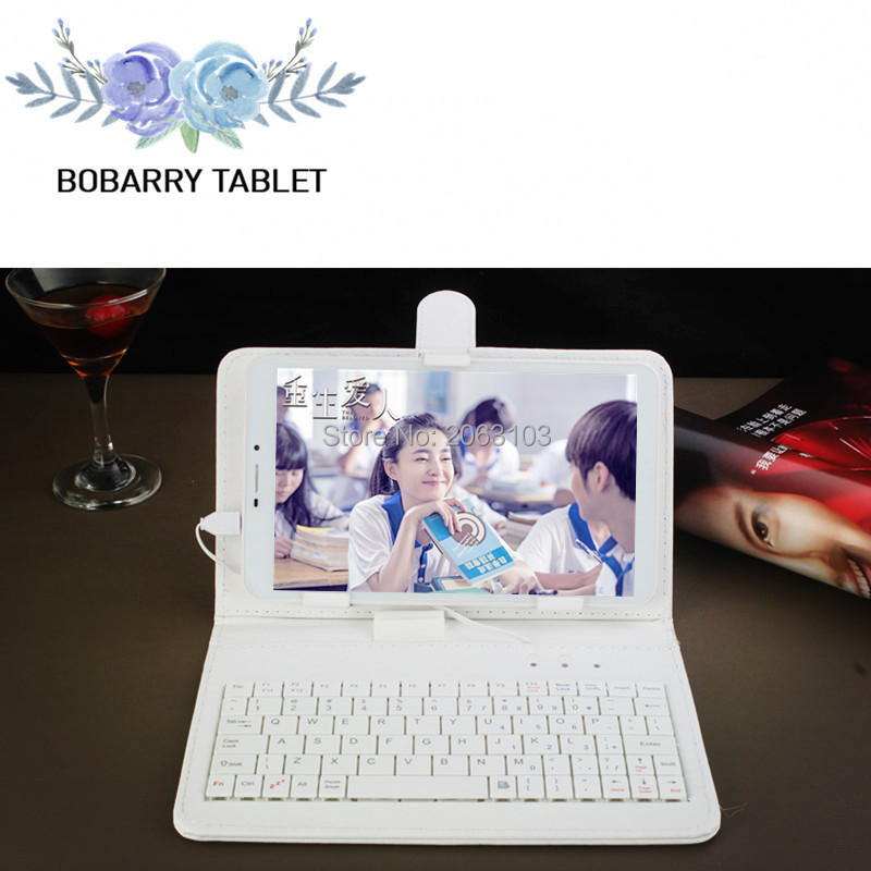 BOBARRY 8inch Tablets Pc 8 T8 4G LTE Call Phone Android smart Tablet pc Android 5