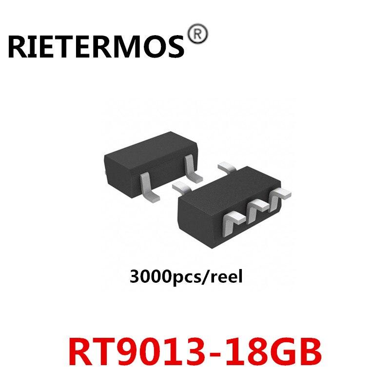 3000PCS RT9013 18GB SOT23 5 original