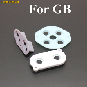 Image 1 - Best price Wholesale 3pcs/set 2 10 sets For Nintendo GameBoy Classic GB DMG 01 Conductive Rubber Silicone Buttons D pad D pad