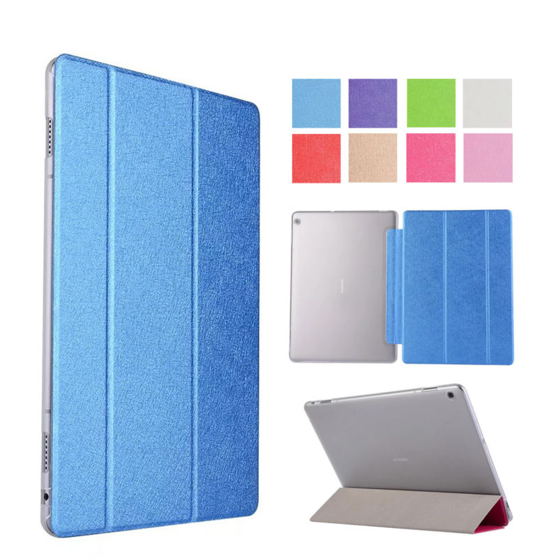 Mediapad M3 Lite 10 PU Leather Case Cover Slim 10.1 inch Tablet PC Fundas For Huawei MediaPad M3 Lite 10.0 BAH-W09 BAH-AL00 Skin smart ultra stand cover case for 2017 huawei mediapad m3 lite 10 tablet for bah w09 bah al00 10 tablet free gift