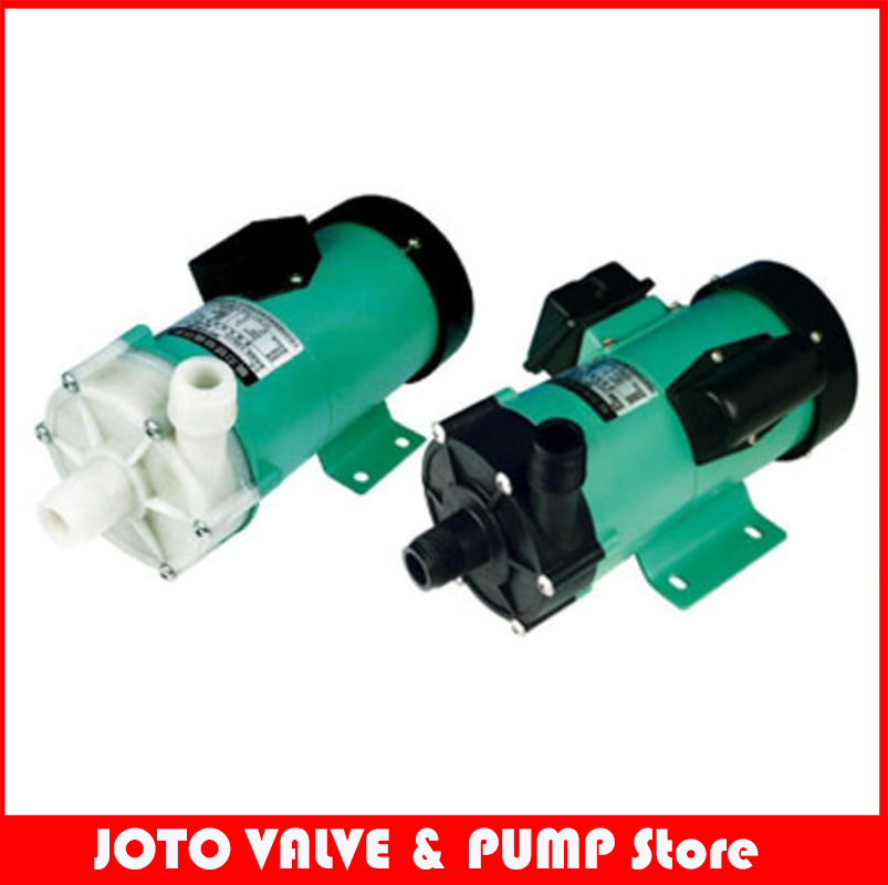 Magnetic Drive Circulation Pump 220V Magnetic Water Pump Plastic Centrifugal Chemical Water Pump For Acid free shipping by dhl 1piece tda100 bathtub pump 0 75kw 1hp 220v 60hz bath circulation pump