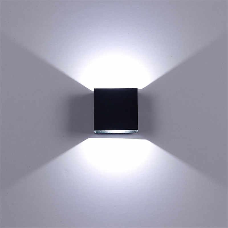 6 Вт lamparas linterna guirlande lumineuse Крытый настенный светильник Крытый светодиодный лестничный настенный светильник с регулируемой яркостью Рамадан украшения