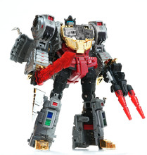 (IN STOCK)  TOYS Toyworld TW-D03, Dinobot, CORELOCK / GRIMSHELL