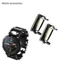 LEATHERMAN Uhr Link Schnalle Edelstahl Multifunktions Werkzeug Outdoor Sport Armband Zubehör für Männer Einstellbare Schnalle