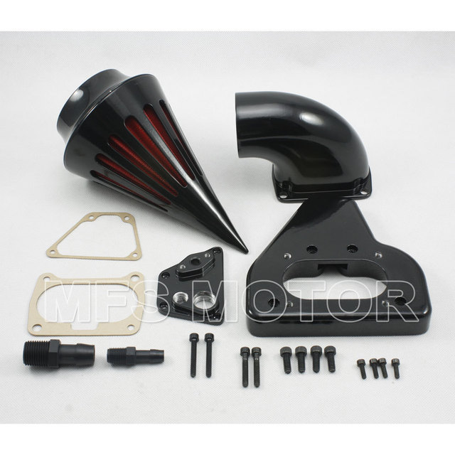 Moto peças Kit filtro de ar para Honda VTX 1800 2002 2003 2004 2005 2006 2007 2008 2009