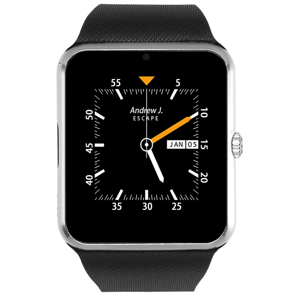2017 New Smart Watch With Camera Bluetooth WristWatch 3G SIM Card Smartwatch For Ios Android Phones Support Multi languages new lf17 smart watch