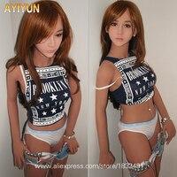 AYIYUN Одежда высшего качества реальные силиконовые секс куклы реалистичные большой груди оральный анальный влагалище взрослые Секс игрушки