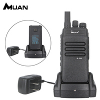 Muan M-590 Walkie Talkie 7 W Duża Moc Repeater UHF 400-520 MHZ Two Way Radio CB Ham Radio walkie-talkie