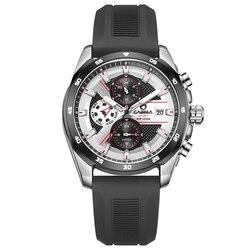 CASIMA Hot sale Luxury Fashion Sport Multifunction Chrono Rubber Strap Men's Watch Waterproof Quartz Watch