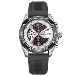 Fashion Luxury Brand Watches Men Casual Charm Cool Sport Men's Quartz Wrist Watch Calendar Silicone Waterproof 100m CASIMA 8311