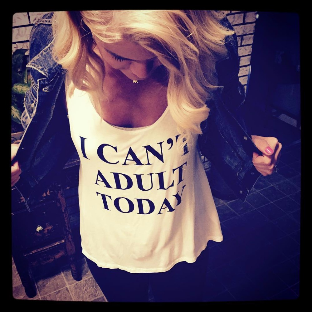 0-I can't adult today tanks tops vest women t shirts fashion sexy sportswear-1
