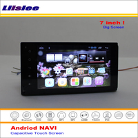 Car Android GPS Navigation System For Toyota Land Cruiser 100 Lexus LX 470 Radio Stereo Audio