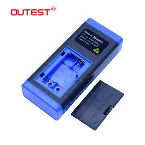 Image 5 - Medidor de distância a laser digital, telêmetro angular 30m 40m 60m 80m 100m, medidor de laser trena de fita eletrônica