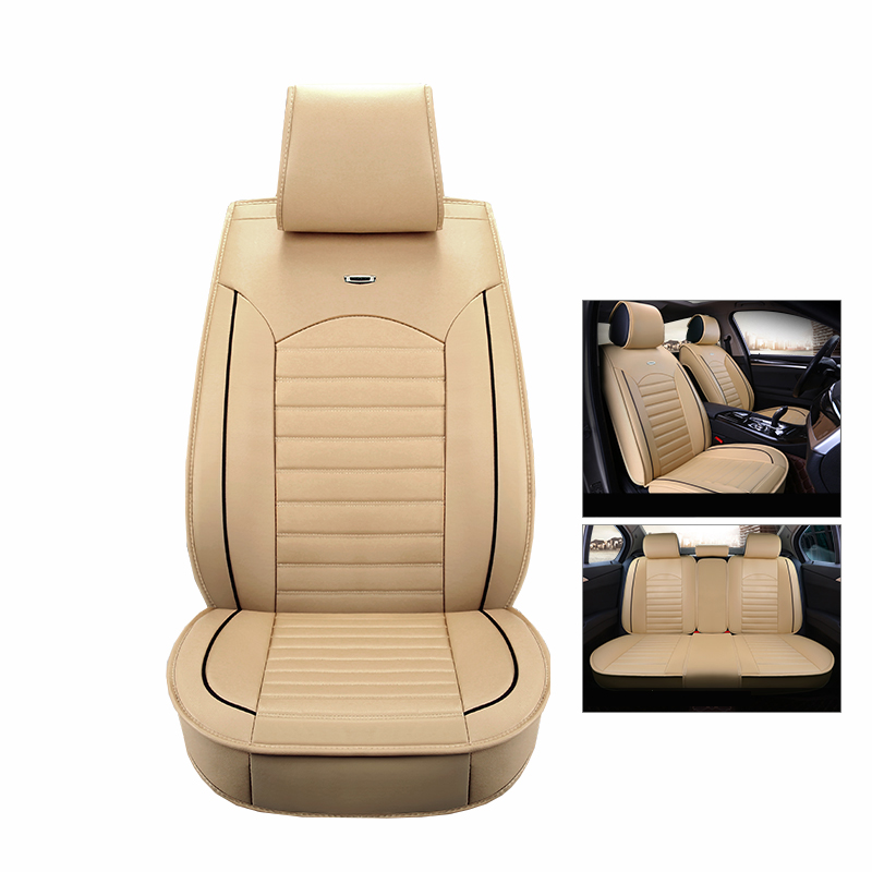 Special Leather car seat covers For Audi all models a3 a8 a4 b7 b8 b9 q7
