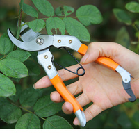 High Hardness Of Manganese Steel ABS Material Garden Tools Pruning Scissors Landscape Tree Pruning Tools Fruit