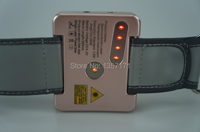 Wrist type laser therapy watch physical therapy blood pressure medical laser watch laser light device reduce blood pressure wrist watch wrist type laser