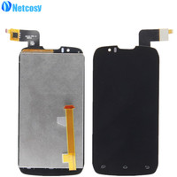 Hot Sale LCD Display Touch Screen Digitizer Panel Glass Lens Assembly Replacement Part For Innos D9