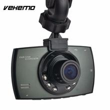 "Vehemo Full HD 720P 2.4"" LCD Screen Car Auto Vehicle Camera Dash Vidoe Recorder Night Vision  DVR Camcorder New Design"