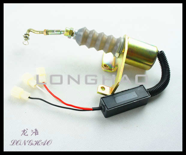 D59-105-23 Flame Stop Solenoid valve oil-stop electromagnetic valve 2901021702 oil stop valve