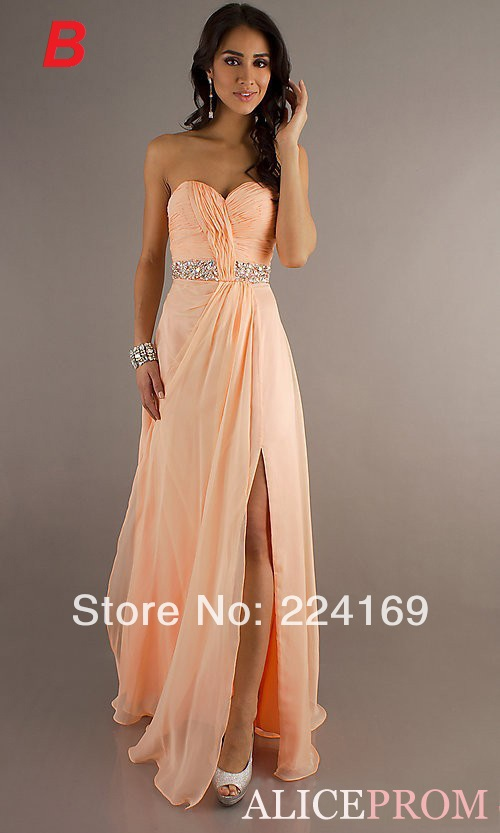 Sexy Sweetheart Prom Dresses Evening Party Formal Gowns Size 2 4 6 ...