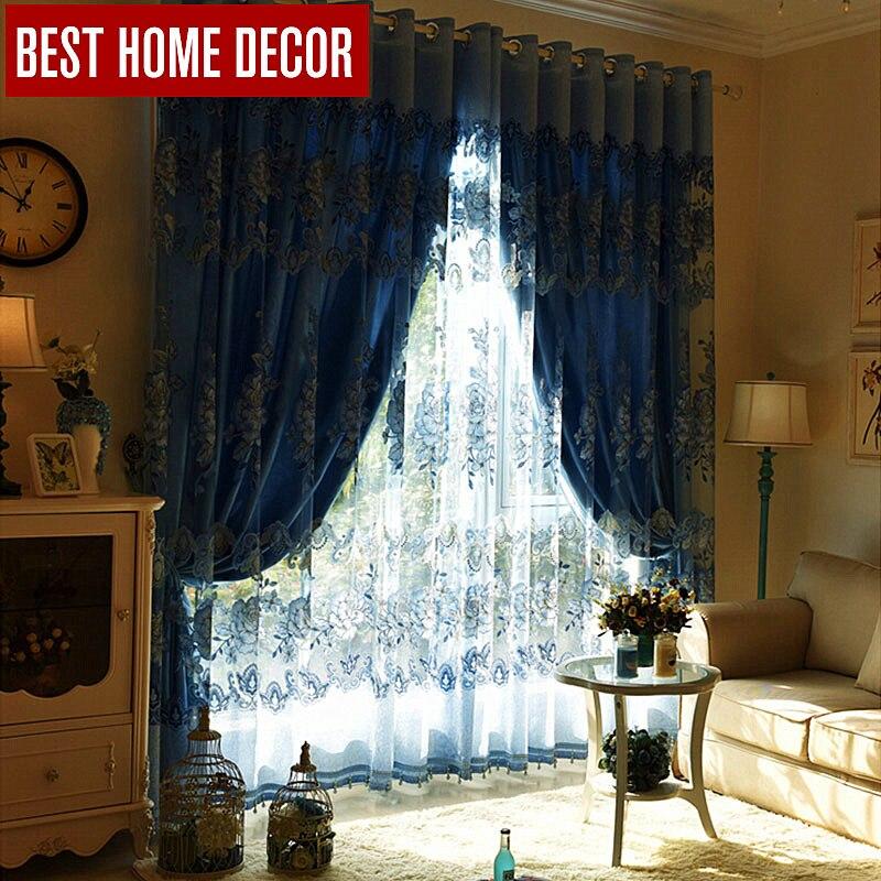 Καλύτερη διακόσμηση σπιτιού floral - Αρχική υφάσματα - Φωτογραφία 4