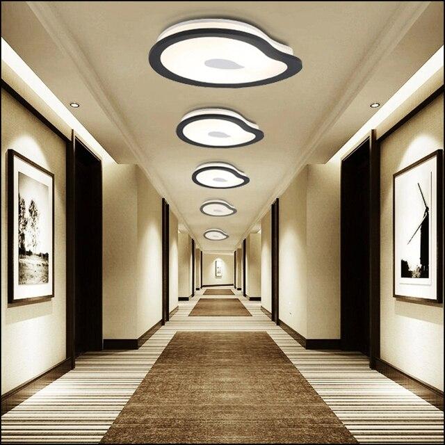 drei farbe led deckenleuchte schlafzimmer llamp kurze moderne ... - Moderne Wohnzimmer Leuchten