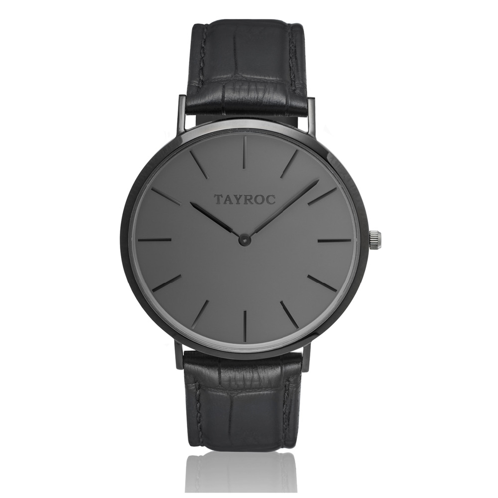 TAYROC Mens Watches Top Brand Luxury Fashion Casual Sports Military Wristwatches Quartz Watch Men Relogio Masculino waterproof