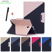 Top Quality Smart PU Leather Cover For Samsung Galaxy Tab E 9 6 T560 T561 Tablet