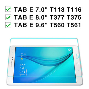 Image 2 - עבור Samsung Galaxy Tab E 9.6 זכוכית sm t561 מסך מגן על דה pantalla para T561 T560 מזג גלאס מגן סרט 9h 9 6