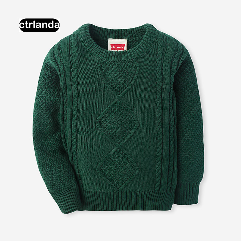 children boys sweater kids pullover cotton sweater girls Knitwear 3-9 y children clothing casual slim tops knit sweater for boy pullover knit boy sweaters two bottoming shirts long sleeved turtleneck sweater casual tur down collar for children s060
